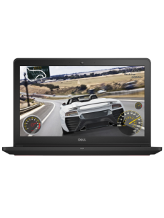 Dell Inspiron 7566-INS-1017-BLK 15 inch Gaming Laptop
