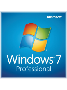 Microsoft Software Oem Windows 7 Professional 64-Bit