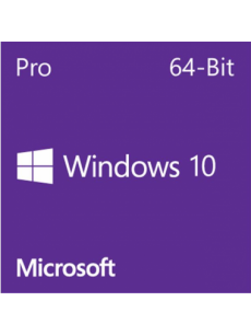 Microsoft Software Oem Windows 10 Professional 64-Bit