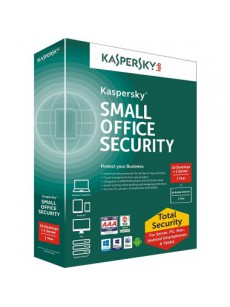 ANTI VIRUS KASPERSKY SMALL OFFICE SECURITY 10+1USER