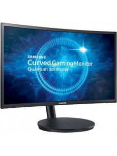 Samsung 27 inch Curved Gaming Monitor, Black - CFG70